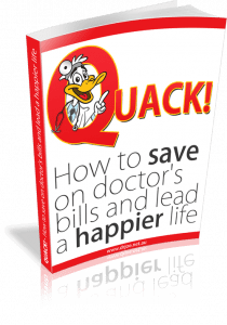 QUACK! How to save on doctor