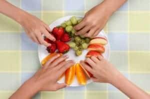 When The Little Darlings Won't Eat Fresh Fruit