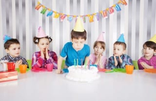 Nanny State Says No To Blowing Birthday Candles