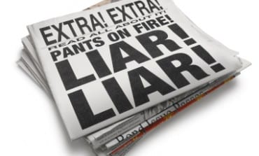 Liar Liar! Pants on Fire! When The Brain Distorts Your Reality