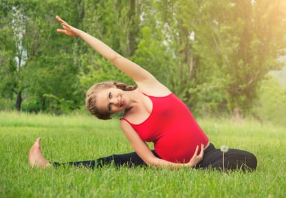 Today Show – Exercise In Pregnancy