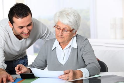 Helping The Elderly Stay In Their Homes