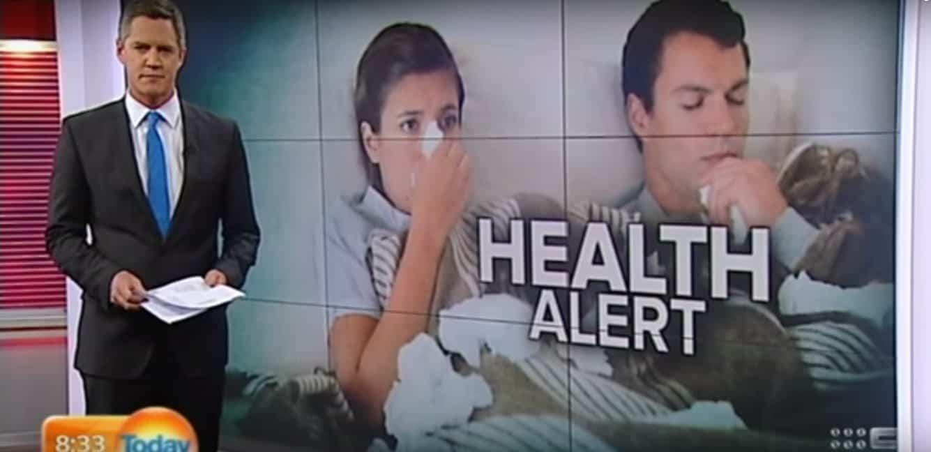 No Need To Panic – It Is Simply The Flu