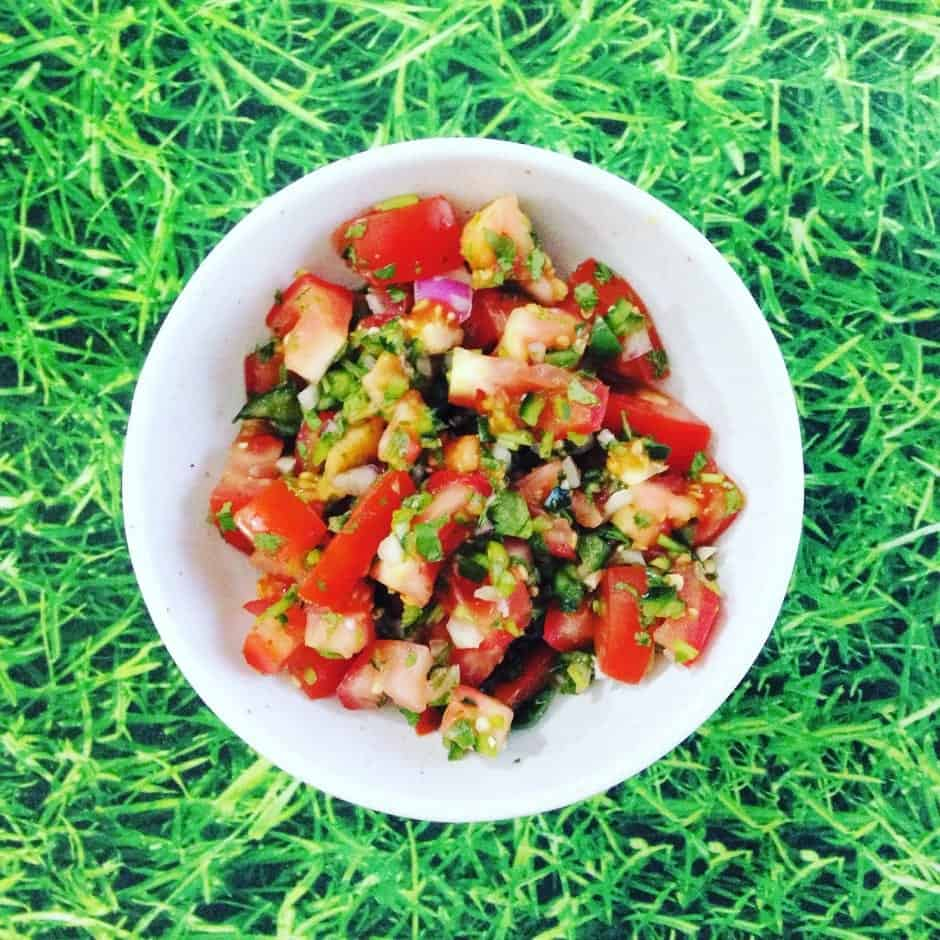 Perfect Picnic Salsa
