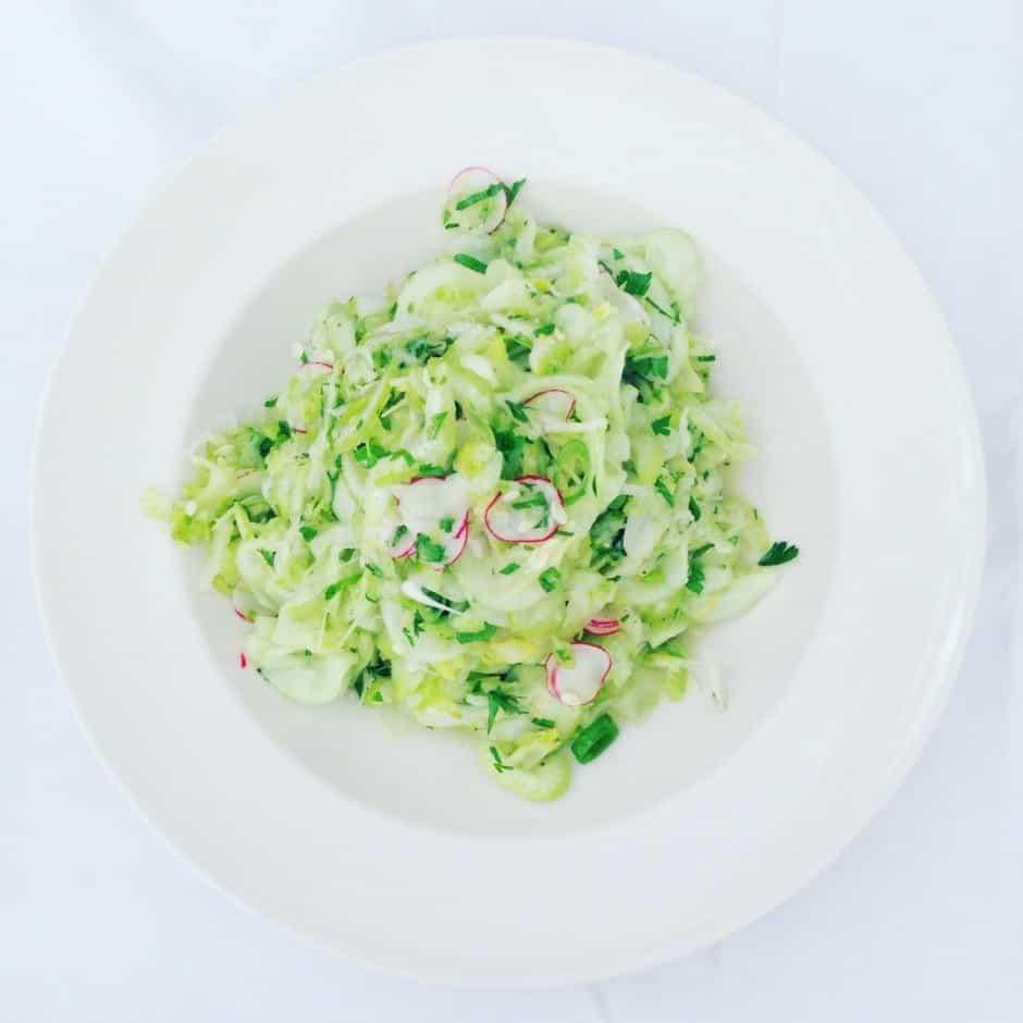Rockin' RAWsome Salad