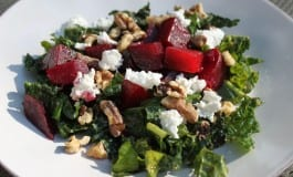 Beet Salad with Balsamic Vinaigrette
