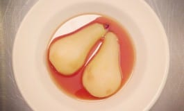 Perfectly Poached Pears