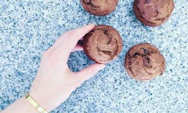 Choc-tastic Chocolate Banana Muffins