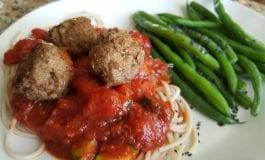 Easy Delicious Meatballs