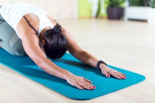 8 Yoga Poses For Chronic Pain Relief