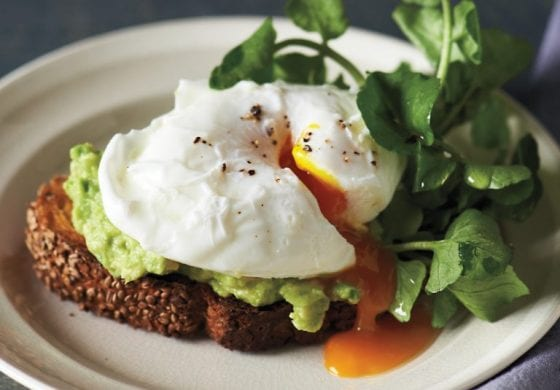A Healthy Weight Loss Breakfast Checklist