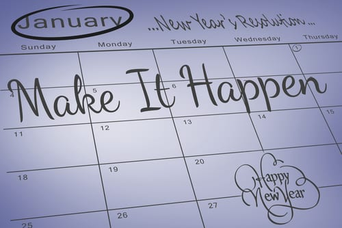 The One New Year's Resolution That Works