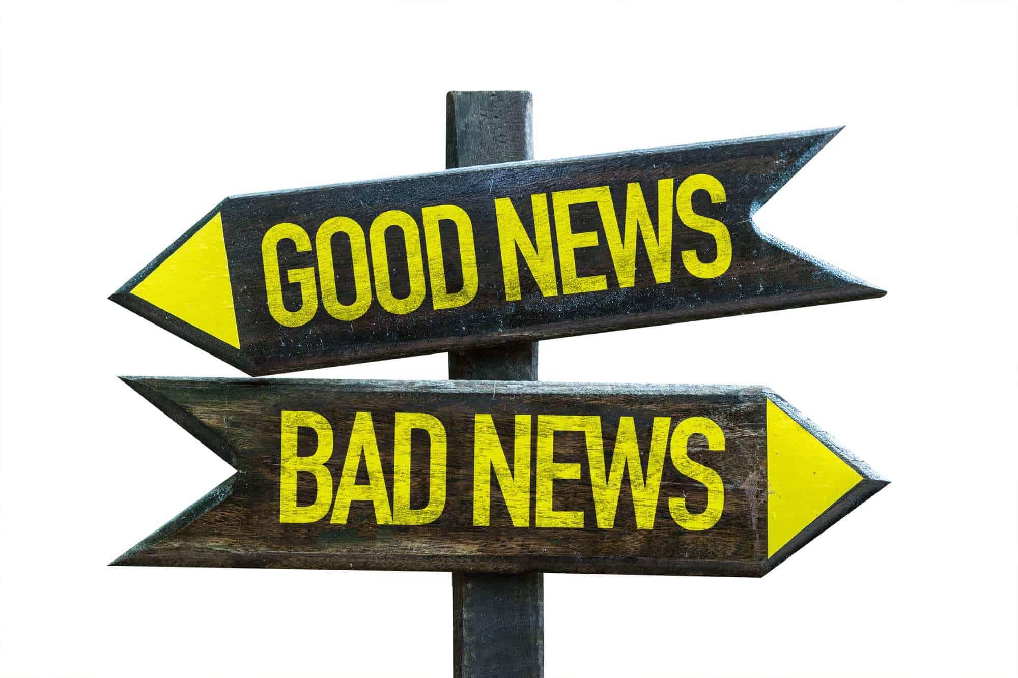 Good And Bad News