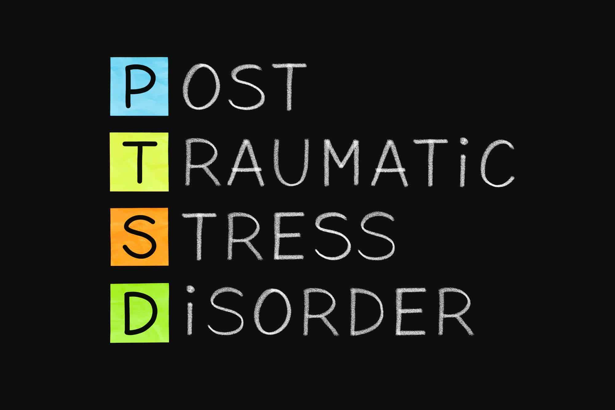You Are 30 Something…PTSD Is More Common Than You Think!