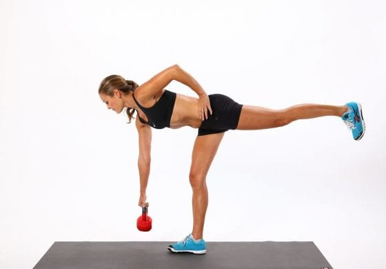 The benefits of kettlebell training for women