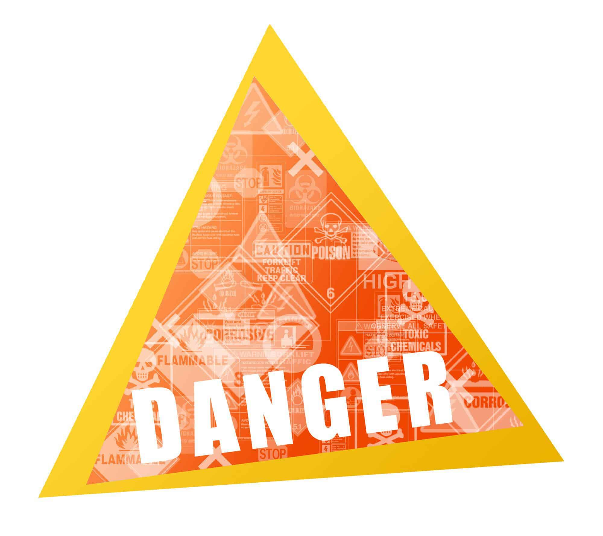 More Danger!