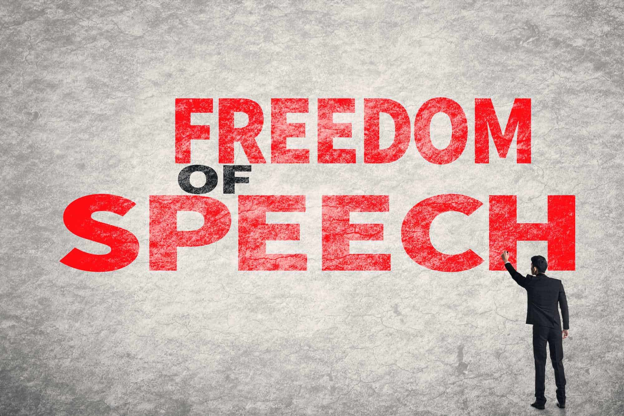 Are Doctors Allowed To Have Freedom Of Speech?