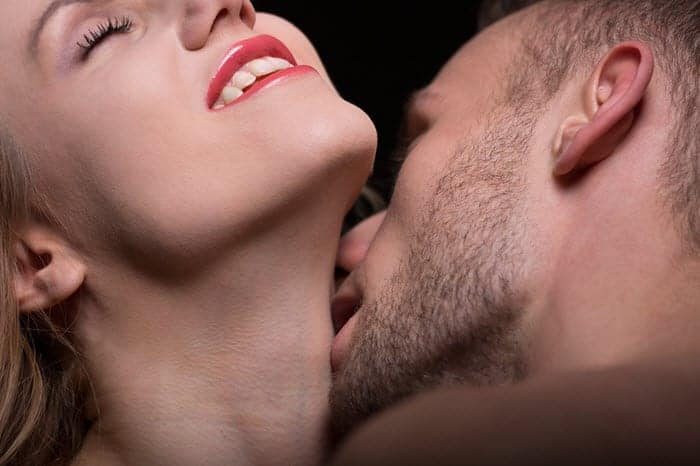 physical intimacy in healthy relationship