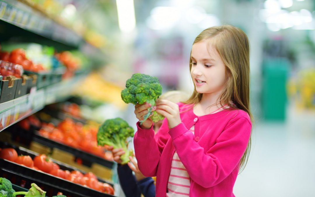 Get Your Fussy Eater To Love Broccoli