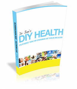 DIY Health - Putting You In Charge Of Your Health