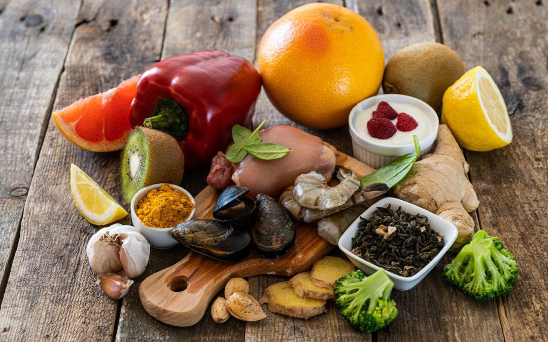 Top Nutrition For Your Immune System